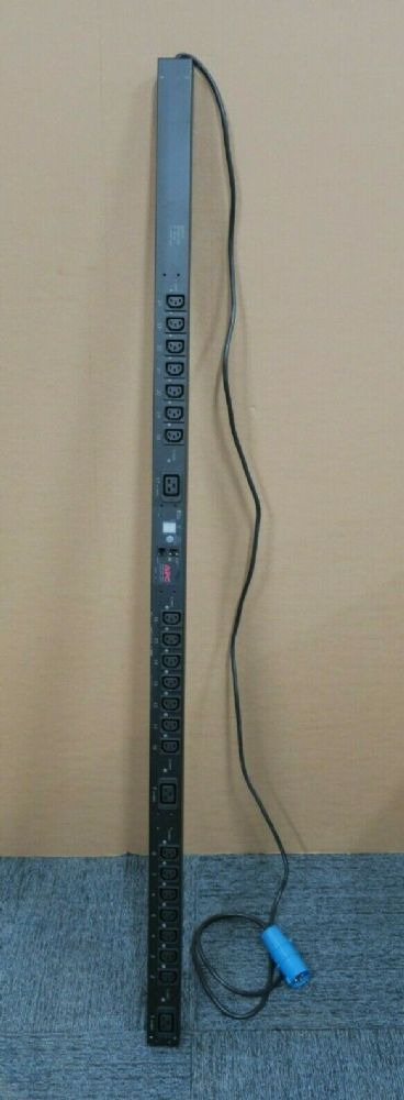 APC AP7952 Rack ZeroU Switched PDU Power Distribution Unit 16A 230V 21xC13 3xC19